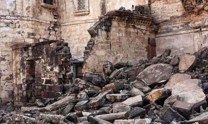 Bhuj Earthquake 2001